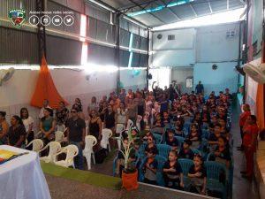 Formatura do curso Proerd Kids é realizada em escola da zona Leste de Manaus