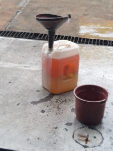 Motoristas denunciam posto de combustível por vender gasolina misturada com água em Manaus 1