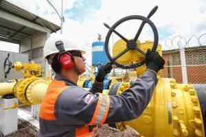 Volume comercializado de gás natural cresce 3% em abril, no Amazonas