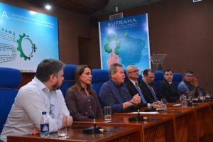 Obras de pavimentação no Distrito Industrial iniciam nesta segunda-feira (20), em Manaus
