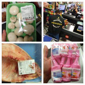 Supermercado do Vieiralves vende produtos alimentícios impróprios, em Manaus
