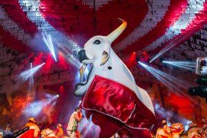 Garantido promete emocionar o público no Festival de Parintins 2019