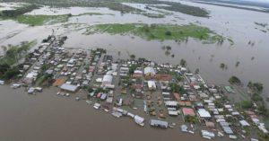 Defesa Civil coloca 29 cidades do Amazonas em estado de atenção devido a cheia