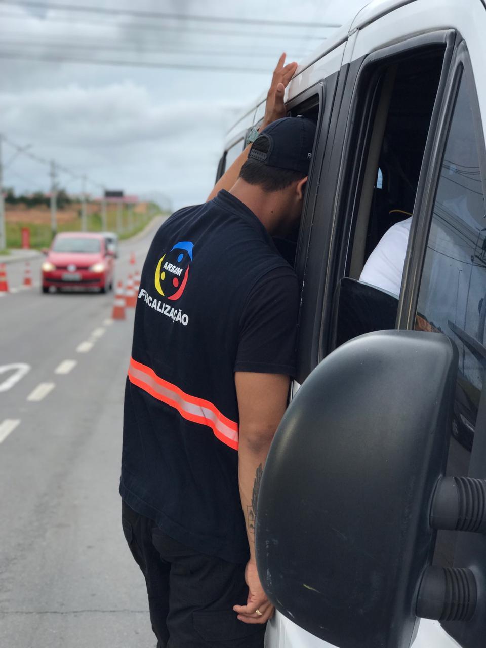 Arsam realiza ações permanentes de fiscalização durante Festa do Cupuaçu