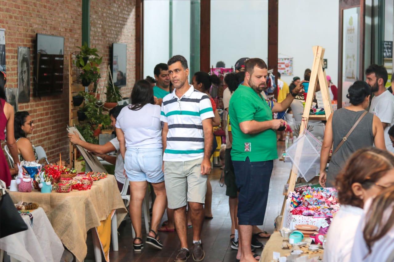 Feiras estimulam negócios criativos em Manaus