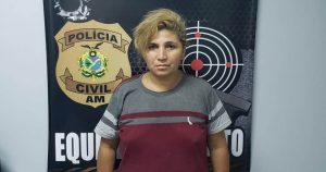 'Musa do Rupinol' é presa suspeita de dopar e roubar pessoas, em Manaus