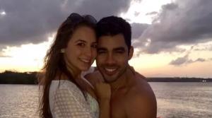 """Karoline Calheiros, namorada de Gabriel Diniz desabafa: """"Estamos bem, na medida do possível"""""""
