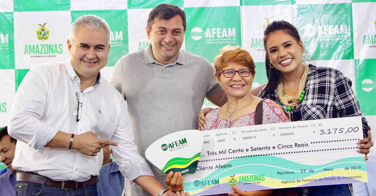 Governo do AM libera R$4,3 milhões para empreendedores no estado