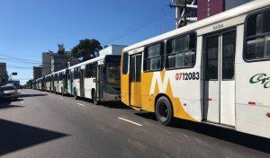 Sindicato anuncia paralisação no transporte coletivo em Manaus nesta semana