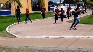 Suspeita de aluno com arma de fogo causa tumulto e susto em uma escola de Humaitá