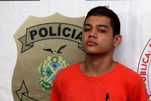Jovem é preso suspeito de balear PM durante assalto, em Manaus
