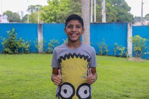 Jogador de Manaus é aprovado em teste no Santos
