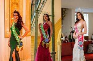 """Três amazonenses disputam a faixa de """"Miss Brasil Latina"""" em Recife"""