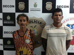 Dupla é indiciada pelo crime de estelionato por aplicar golpe na venda de tijolos em Manaus