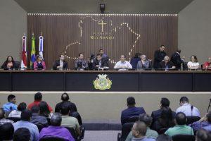 Audiência pública debateu sobre Reforma da Previdência