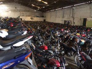 Mais de 500 veículos serão leiloados pelo Detran-AM no dia 25 de maio