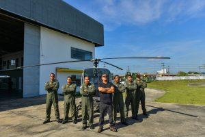 Departamento Integrado de Operações Aéreas atua em ações policiais e de resgate