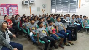 Escolas de São Gabriel da Cachoeira recebem ações de combate ao abuso e exploração sexual de jovens e crianças