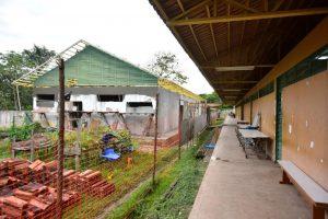 Governo do Amazonas garante reforma e revitalização de todas as escolas de Barreirinha