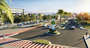Mais de 100 mil pessoas irão viver e trabalhar no parque Mosaico