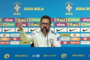 """""""Seleção brasileira titular já está definida para a Copa América"""", diz auxiliar de Tite"""