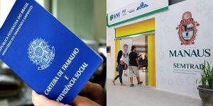 Sine Manaus oferta 21 vagas de emprego nesta sexta-feira (17)