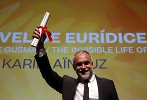 Filme brasileiro vence prêmio no Cannes