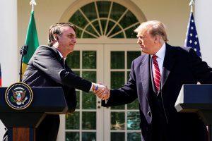 Estados Unidos declara apoio oficial para a entrada do Brasil na OCDE