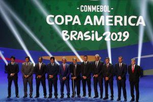 Abertura da Copa América terá dez minutos de duração e uso da tecnologia