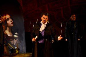Barítono retorna ao Festival Amazonas de Ópera como vilão em 'Tosca'