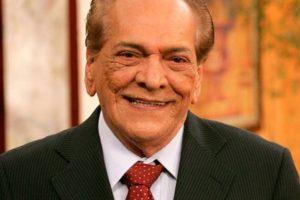 Lúcio Mauro, ator e comediante, morre no Rio aos 92 anos