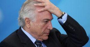 Ex-presidente Temer é transferido para batalhão da PM em São Paulo