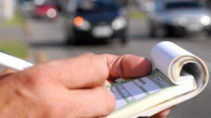 Atenção motoristas! Assumir ou repassar pontos de multas é crime