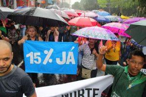 Professores rejeitam proposta salarial do governo e seguem em greve no AM