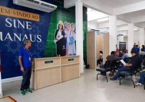 Sine Manaus seleciona candidatos para 70 vagas de emprego nesta quarta-feira (3)