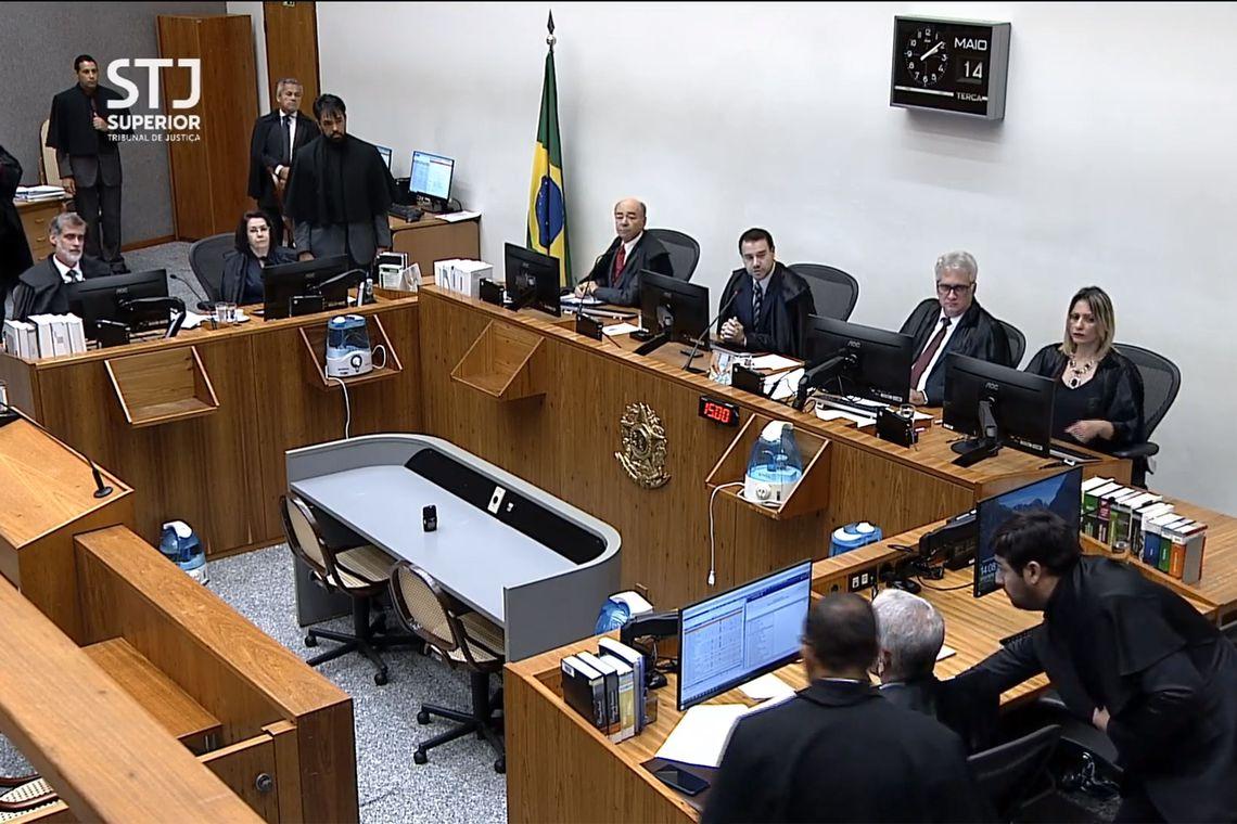 Começa o julgamento de habeas corpus de Michel Temer no STJ
