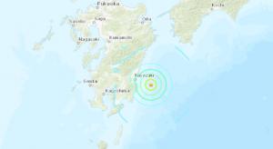 Japão registra terremoto de magnitude 6,3