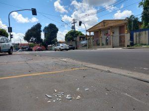 Cinco pessoas ficam feridas após serem atropeladas em faixa de pedestre, em Manaus