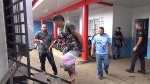 Presos são transferidos de Manacapuru para presidio de Manaus