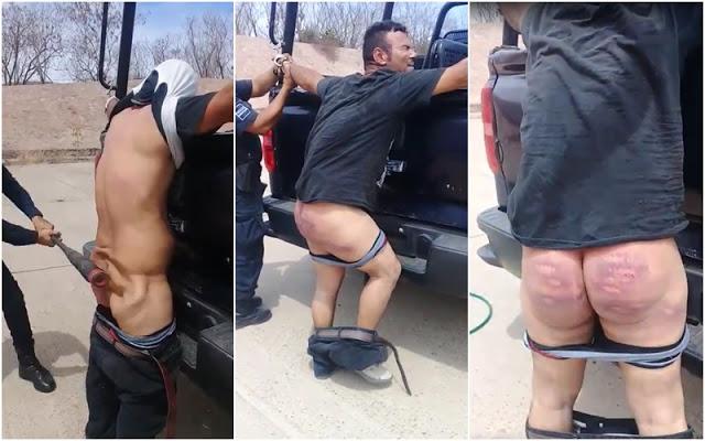Venezuelano é torturado com taco de beisebol, após roubar; Confira o vídeo! Imagens fortes