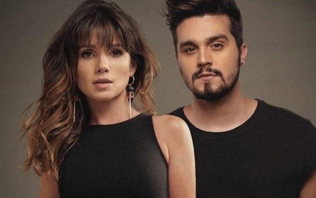 """Luan Santana abandona Shallow Now e Paula Fernandes reage: """"coração partido"""""""