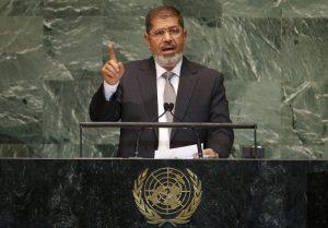 Ex-Presidente do Egito passa mal e morre em tribunal