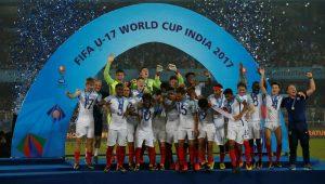 Brasil vai sediar Copa do Mundo Sub-17