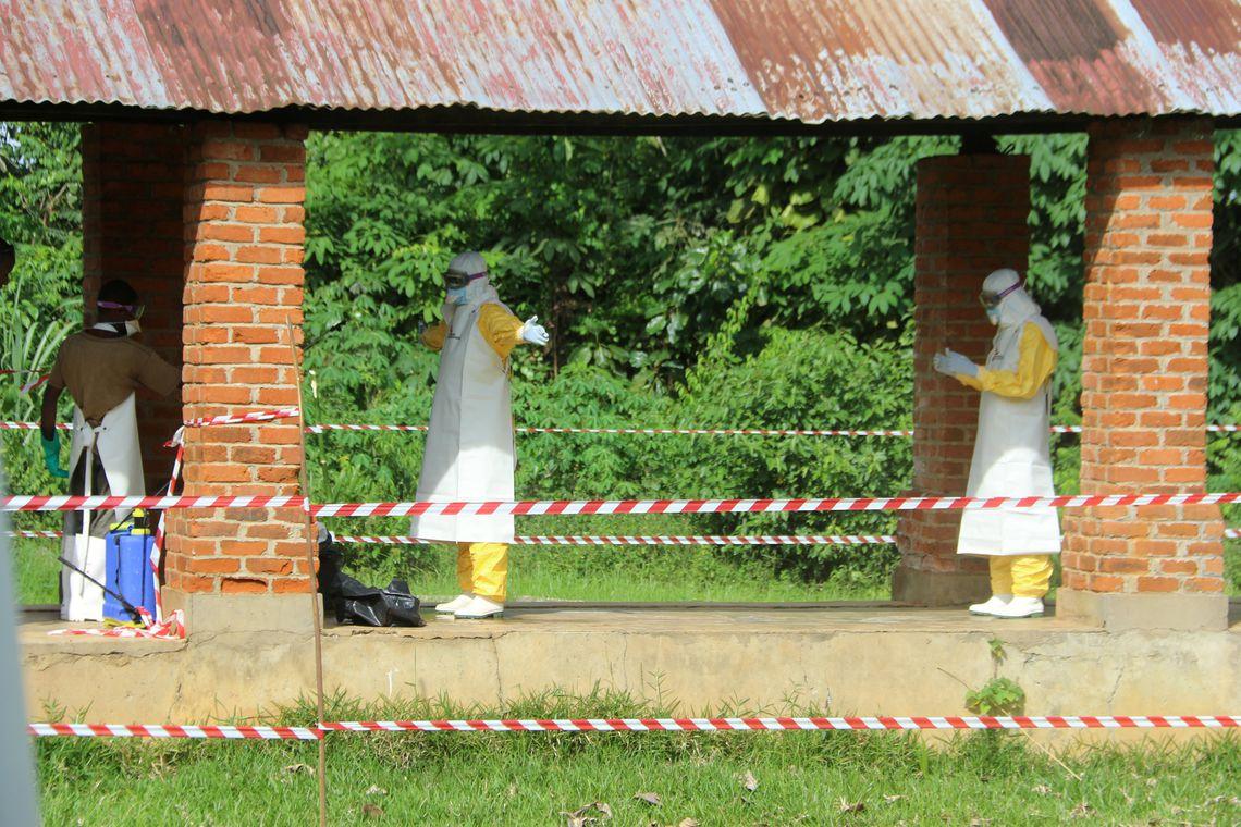Uganda tem primeira morte por ebola fora da RDCongo