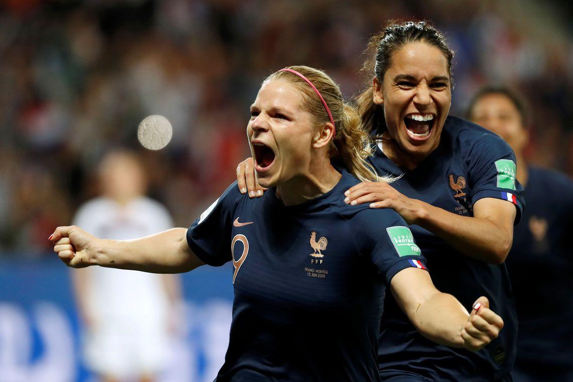 França, Alemanha e Nigéria vencem e se aproximam das oitavas na Copa Feminina 2019