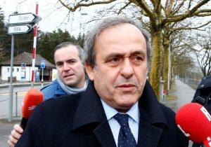 Platini é preso em investigação de suborno