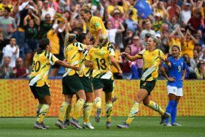 Brasil perde para a Austrália de virada na Copa do Mundo Feminina