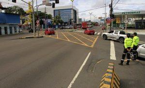 Avenida Constantino Nery terá nova alteração no trânsito para avanço nas obras, em Manaus