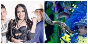 Banda Meu Xodó e Prince do Boi estão entre as atrações desta semana, do Arraial Encantado do Amazonas Shopping