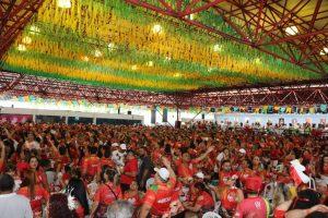 'Amigos do Garantido' realiza feijoada com escolha da Morena Bela 2019, em Manaus